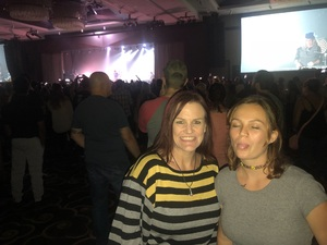Jennifer attended 3 Doors Down and Collective Soul on Sep 8th 2018 via VetTix