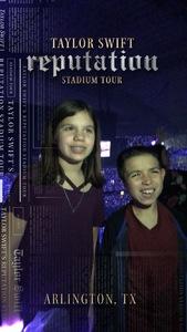 Marcus attended Taylor Swift Reputation Stadium Tour - Pop on Oct 5th 2018 via VetTix