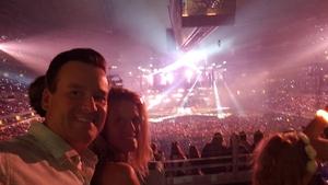 Kevin attended Taylor Swift Reputation Stadium Tour - Pop on Oct 5th 2018 via VetTix