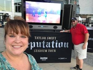 Kenny attended Taylor Swift Reputation Stadium Tour - Pop on Oct 5th 2018 via VetTix