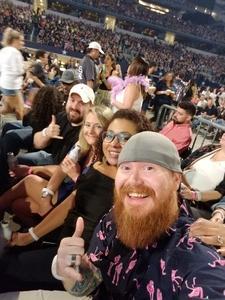 Christopher attended Taylor Swift Reputation Stadium Tour - Pop on Oct 5th 2018 via VetTix