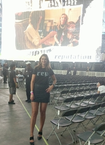 Patrick attended Taylor Swift Reputation Stadium Tour - Pop on Oct 5th 2018 via VetTix
