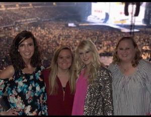 Sharon attended Taylor Swift Reputation Stadium Tour - Pop on Oct 5th 2018 via VetTix