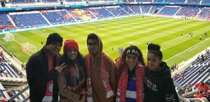 Wilfred attended New York Red Bulls vs. Orlando City SC - MLS on Oct 28th 2018 via VetTix