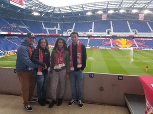Larry attended New York Red Bulls vs. Orlando City SC - MLS on Oct 28th 2018 via VetTix