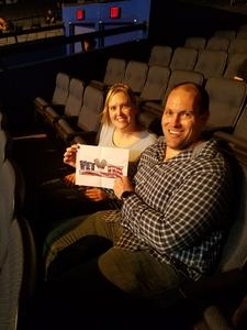 Damian attended Pfl 8 - Playoffs - Live Mixed Martial Arts - Presented by Professional Fighters League on Oct 5th 2018 via VetTix