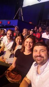 David attended Pfl 8 - Playoffs - Live Mixed Martial Arts - Presented by Professional Fighters League on Oct 5th 2018 via VetTix