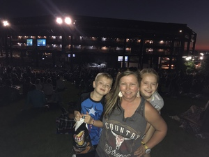 Jennifer attended Lady Antebellum & Darius Rucker Summer Plays on Tour on Sep 15th 2018 via VetTix