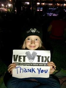 Jamie attended Pentatonix - Pop on Sep 16th 2018 via VetTix