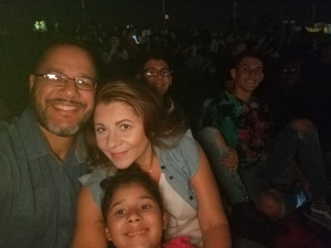 Ullisses attended Pentatonix - Pop on Sep 16th 2018 via VetTix