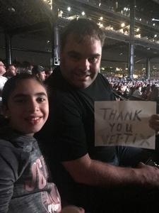 Daniel attended Pentatonix - Pop on Sep 16th 2018 via VetTix