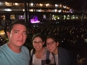 Roberto attended Pentatonix - Pop on Sep 16th 2018 via VetTix