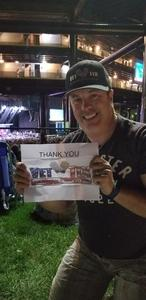 Eric attended Pentatonix - Pop on Sep 16th 2018 via VetTix