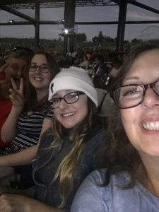 Karen attended Pentatonix - Pop on Sep 16th 2018 via VetTix