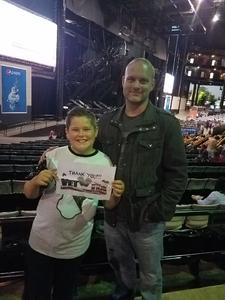 cory attended Pentatonix - Pop on Sep 16th 2018 via VetTix