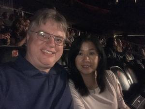 Raymond attended Sugarland - Country on Sep 8th 2018 via VetTix