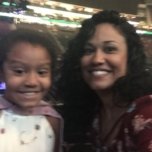 esther attended Sugarland - Country on Sep 8th 2018 via VetTix