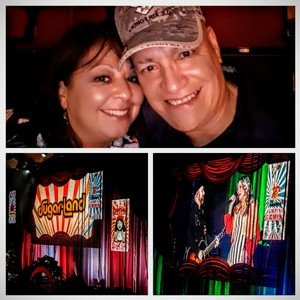 George Soto attended Sugarland - Country on Sep 8th 2018 via VetTix