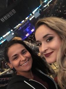 Vega attended Sugarland - Country on Sep 8th 2018 via VetTix