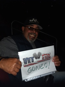 George attended Sugarland - Country on Sep 8th 2018 via VetTix