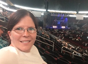 Amber attended Sugarland - Country on Sep 8th 2018 via VetTix