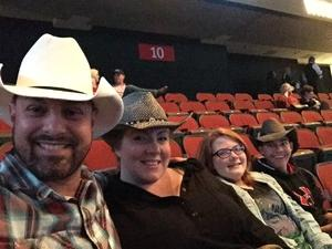 Justin attended Sugarland - Country on Sep 8th 2018 via VetTix