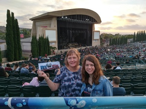 Janice attended Evanescence + Lindsey Stirling - Alternative Rock on Aug 31st 2018 via VetTix