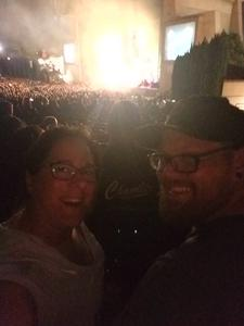 Anastasia attended Evanescence + Lindsey Stirling - Alternative Rock on Aug 31st 2018 via VetTix