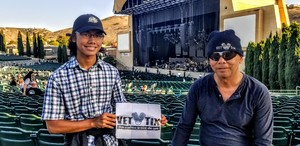 Reggie attended Evanescence + Lindsey Stirling - Alternative Rock on Aug 31st 2018 via VetTix
