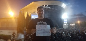 Jeremiah attended Evanescence + Lindsey Stirling - Alternative Rock on Aug 31st 2018 via VetTix