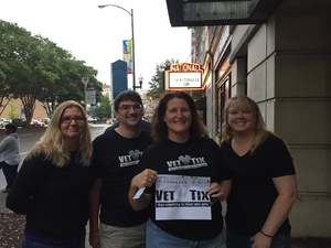 Catherine attended The Struts - All Ages Show on Sep 24th 2018 via VetTix