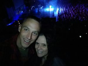 Dawn attended Sugarland - Country on Sep 7th 2018 via VetTix