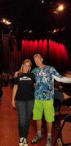 Gina attended The Smashing Pumpkins: Shiny and Oh So Bright Tour - Alternative Rock on Aug 31st 2018 via VetTix
