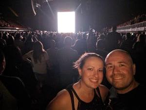 Veteran attended The Smashing Pumpkins: Shiny and Oh So Bright Tour - Alternative Rock on Aug 31st 2018 via VetTix