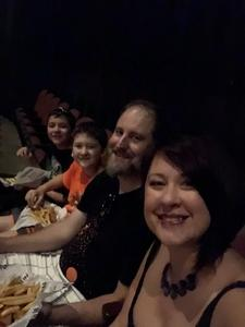 Jennifer attended The Smashing Pumpkins: Shiny and Oh So Bright Tour - Alternative Rock on Aug 31st 2018 via VetTix