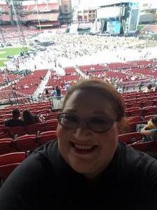 Daniel attended Ed Sheeran: 2018 North American Stadium Tour - Pop on Sep 6th 2018 via VetTix