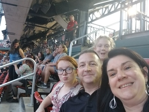 charles attended Ed Sheeran: 2018 North American Stadium Tour - Pop on Sep 6th 2018 via VetTix