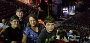 Tim attended Ed Sheeran: 2018 North American Stadium Tour - Pop on Sep 6th 2018 via VetTix