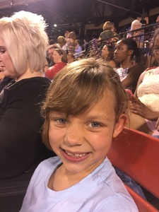 Sara attended Ed Sheeran: 2018 North American Stadium Tour - Pop on Sep 6th 2018 via VetTix