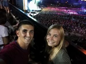 Roman attended Ed Sheeran: 2018 North American Stadium Tour - Pop on Sep 6th 2018 via VetTix