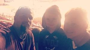 Bryan attended Ed Sheeran: 2018 North American Stadium Tour - Pop on Sep 6th 2018 via VetTix