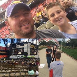 Shane attended Taylor Swift Reputation Stadium Tour - Pop on Sep 8th 2018 via VetTix