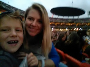 Tasha attended Taylor Swift Reputation Stadium Tour - Pop on Sep 8th 2018 via VetTix