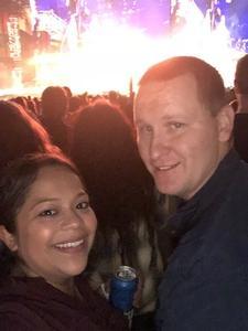 Brandon attended Taylor Swift Reputation Stadium Tour - Pop on Sep 8th 2018 via VetTix