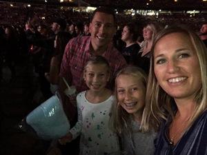 Ryan attended Taylor Swift Reputation Stadium Tour - Pop on Sep 8th 2018 via VetTix