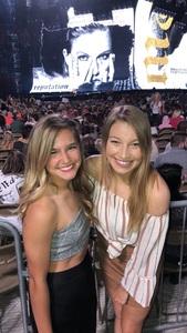 Matt c, daughters attended Taylor Swift Reputation Stadium Tour - Pop on Sep 8th 2018 via VetTix