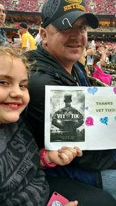 Michael Zavodny attended Taylor Swift Reputation Stadium Tour - Pop on Sep 8th 2018 via VetTix