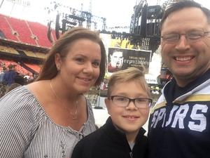 Stephen attended Taylor Swift Reputation Stadium Tour - Pop on Sep 8th 2018 via VetTix