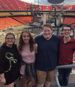 Chase attended Taylor Swift Reputation Stadium Tour - Pop on Sep 8th 2018 via VetTix