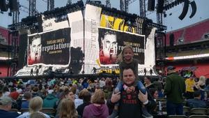 Samuel attended Taylor Swift Reputation Stadium Tour - Pop on Sep 8th 2018 via VetTix